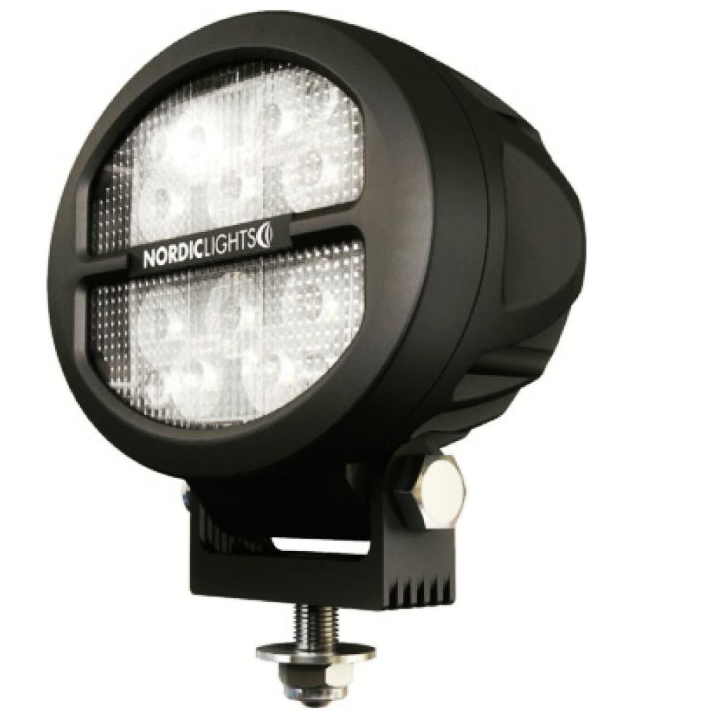 nordic lights n 24 led n 981104b reliper comercial ltda. Black Bedroom Furniture Sets. Home Design Ideas